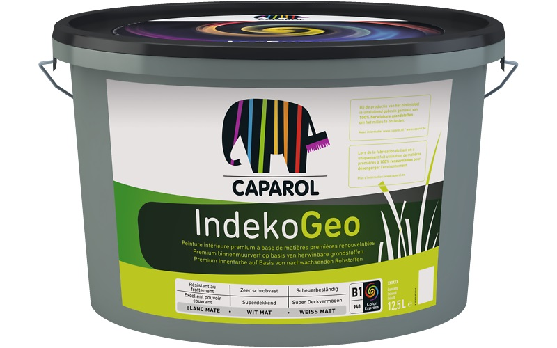 caparol caparol innenfarbe sensitiv eco logisch webshop. Black Bedroom Furniture Sets. Home Design Ideas