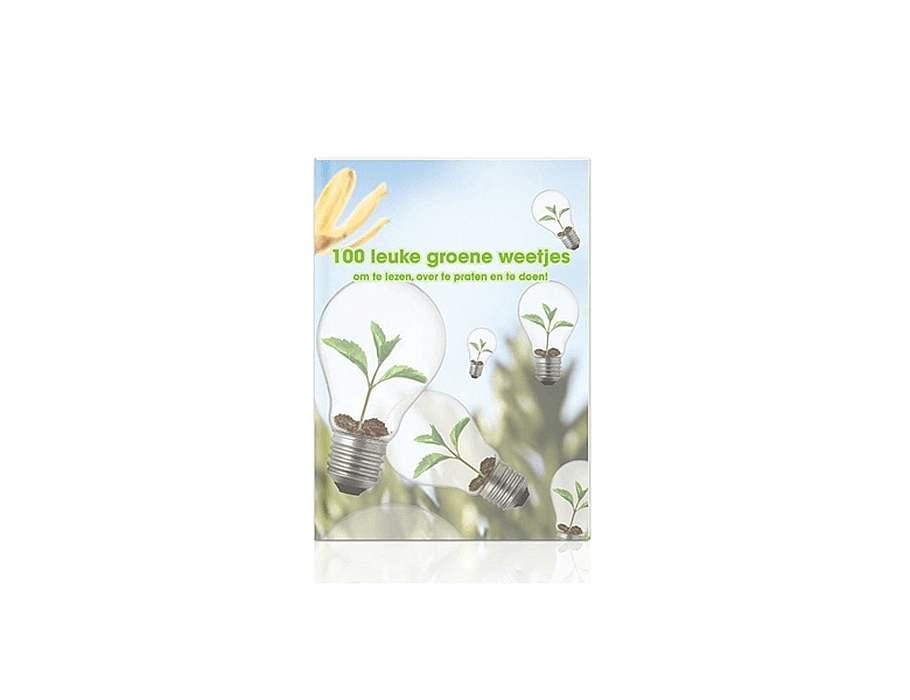 Boek 100 leuke groene weetjes