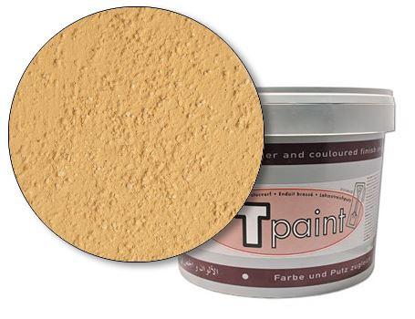 Leem-structuurverf Tpaint - 12,5kg