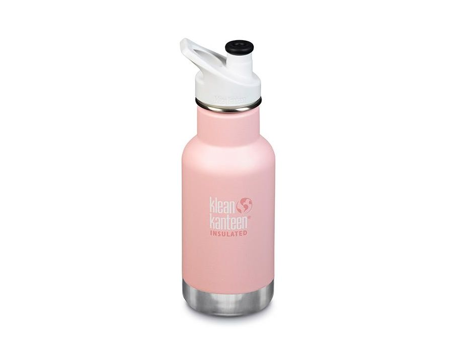 12 oz / 355 ml Kid Kanteen - VI geisoleerd - Ballet Slipper