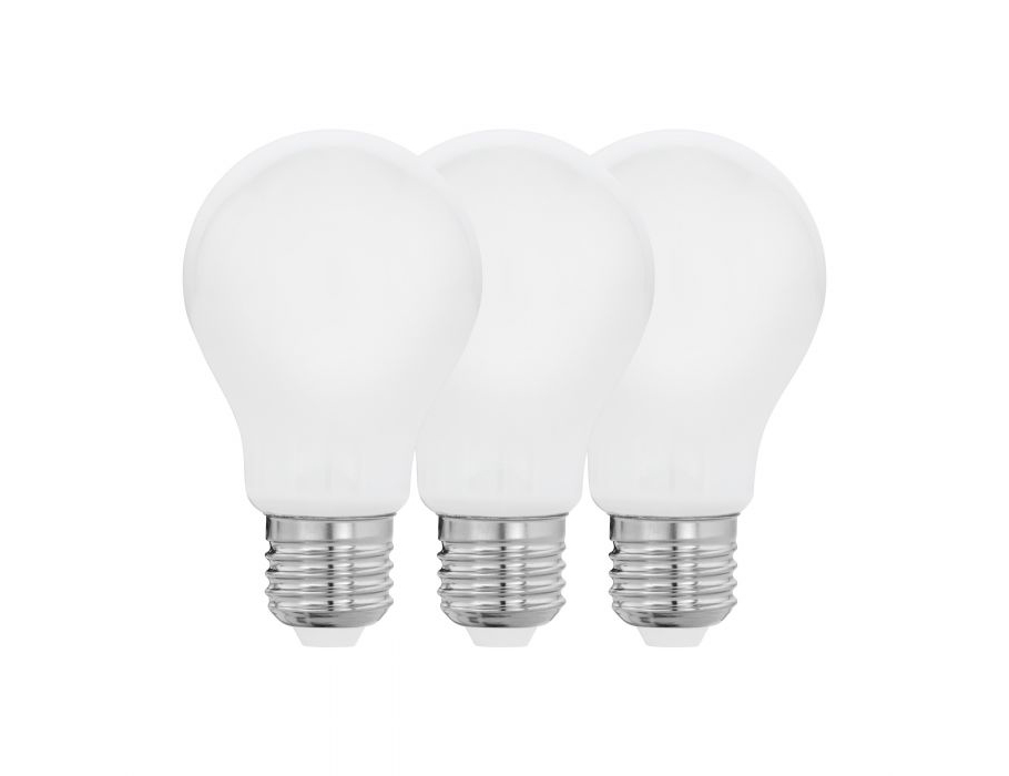 Set - 3pack - Led 7W - 2700K - E27