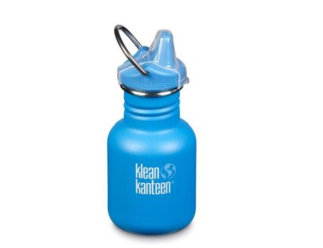 Kid Kanteen Sippy 12oz met beugel Pool Party