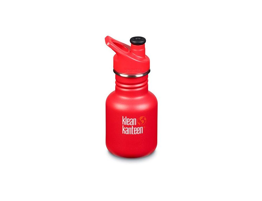 12 oz / 355 ml Kid Kanteen - Sport Cap - Plain Ladder Truck