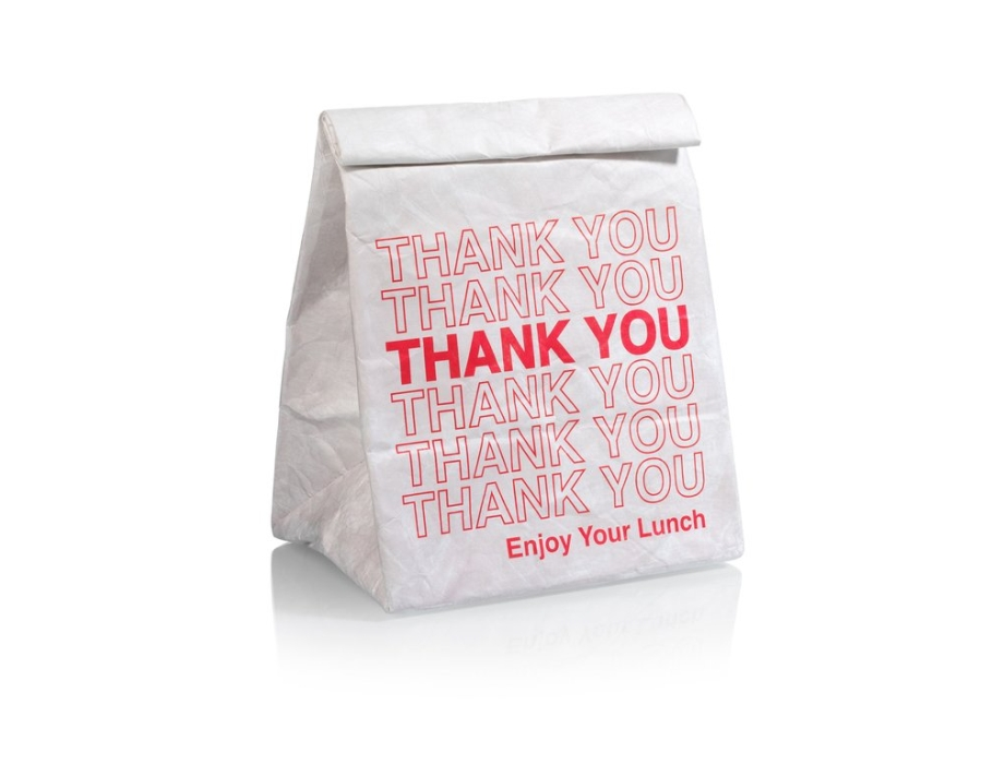 Thank You lunchbag