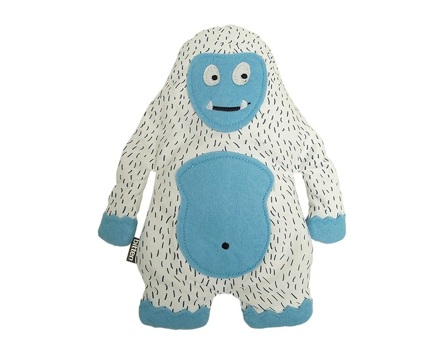 Warme Huggable Tieren Yeti