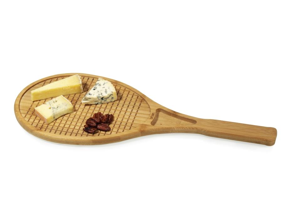 Snij- en presenteer racket