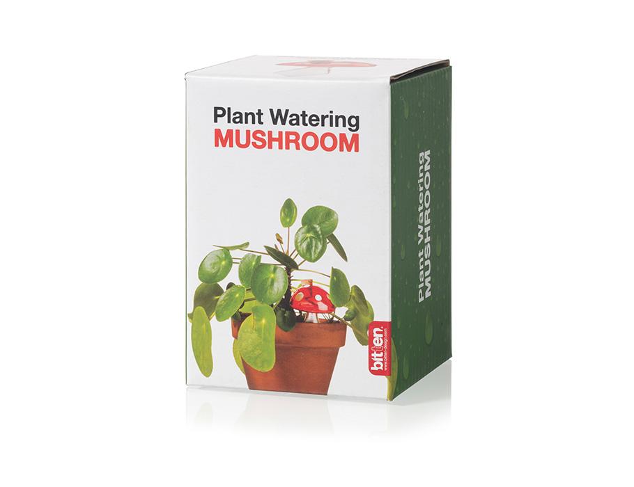 Plant bewatering systeem - Paddenstoel