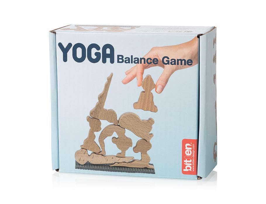 Yoga-Balance-Spiel - Holz