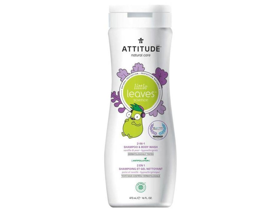2-in-1 Shampoo - Vanilla & Pear - 473 ml