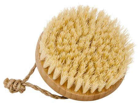 Massage borstel van Bamboe