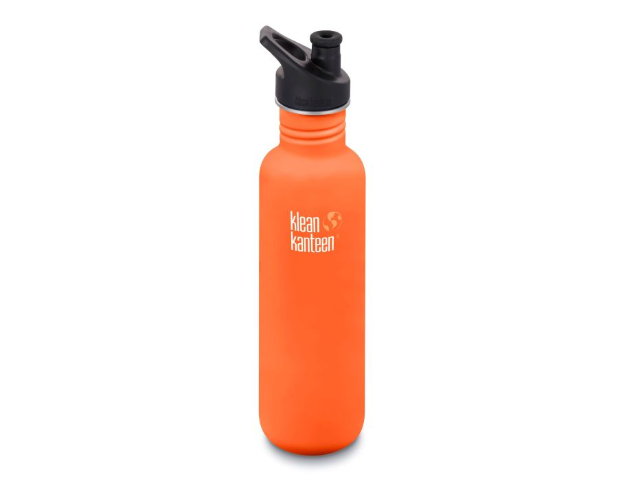 27 oz / 799 ml Kanteen Classic Sportcap - Sierra Sunset