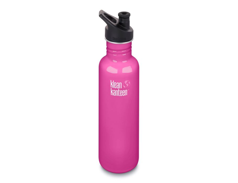 27oz Kanteen Classic Sport - Wild Orchid