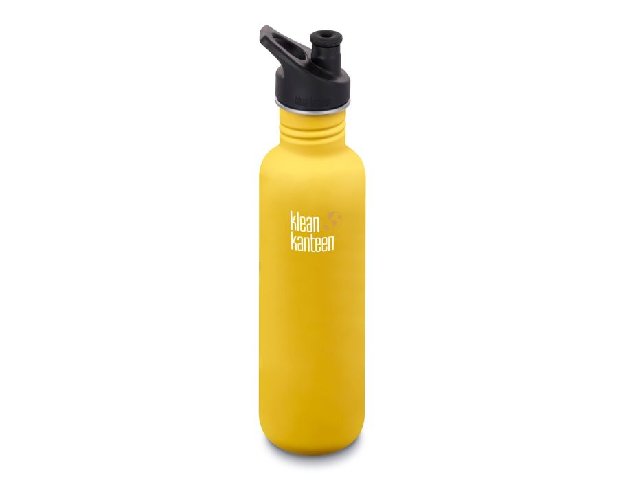 27oz Kanteen Classic Sport - Lemon Curry