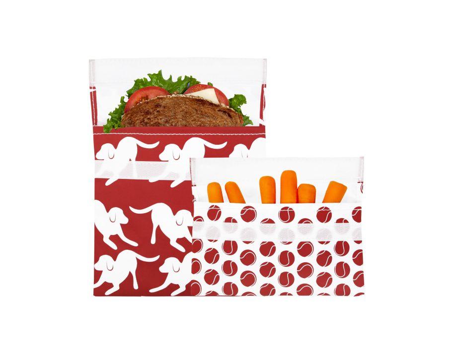 2pack zip bag sets – Red Canine