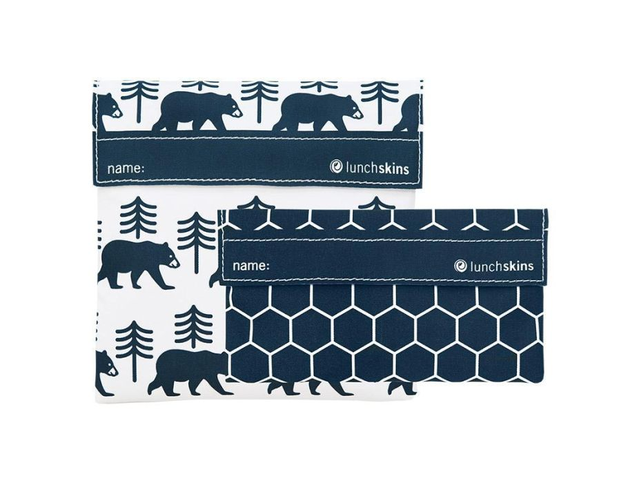 2 pack bag sets – Charcoal Bear