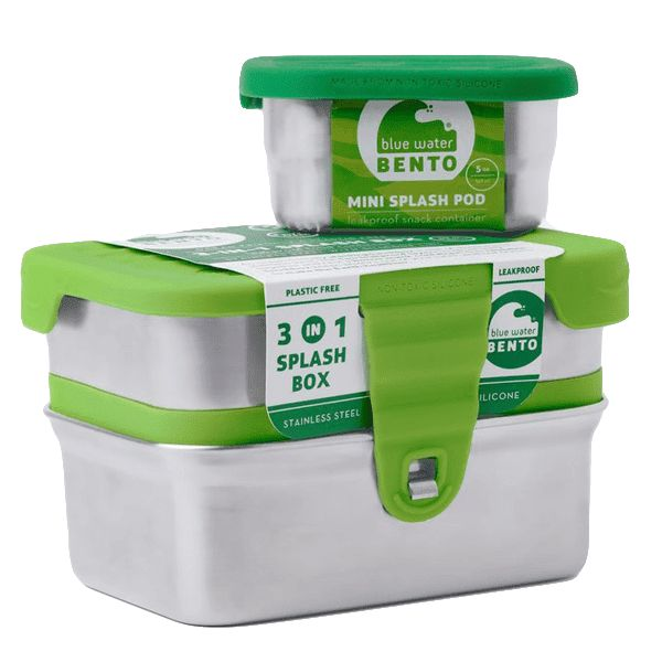 ECO Splash box 3 in 1