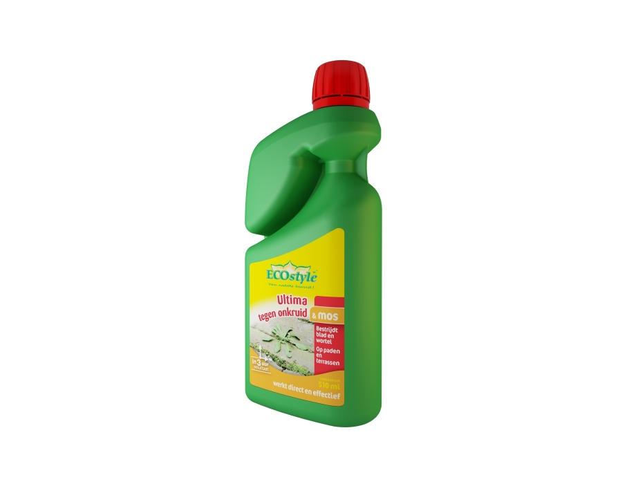 Ultima onkruid & mos verdelger concentraat 510 ml