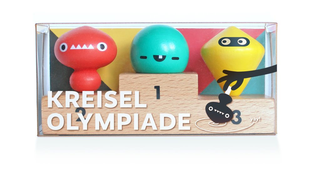 Kreisel Olympiade