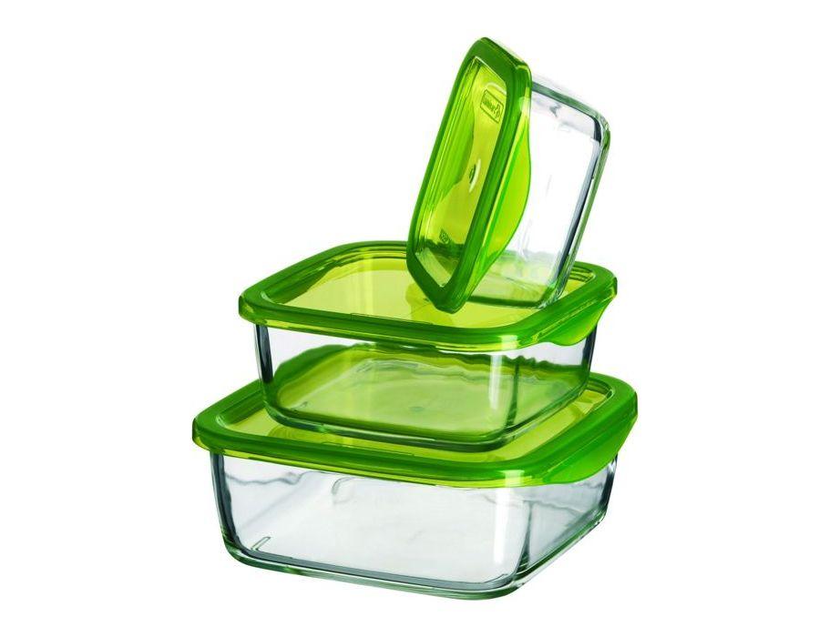 Keep N Box - bewaarbox glas set van 3