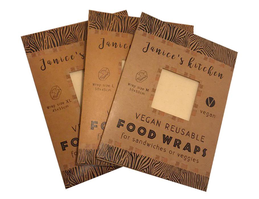 Vegan Soja Food Wrap Combi-Deal