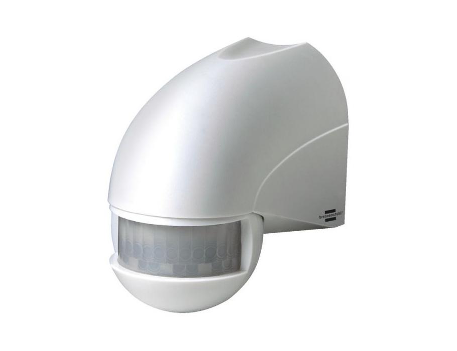 Bewegingsmelder infrarood - 180 graden - wit