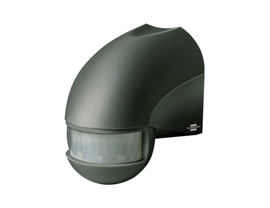 Bewegingsmelder infrarood - 180 graden - Antraciet