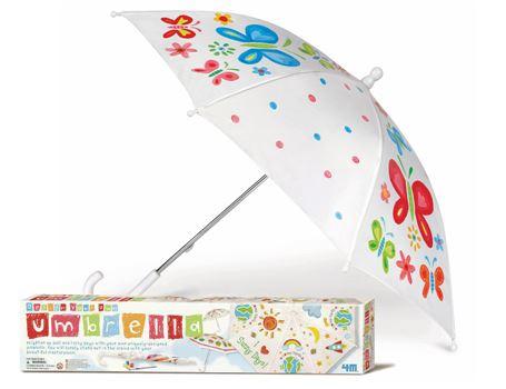 Beschilder je eigen paraplu