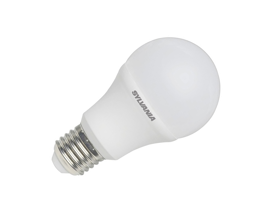 Ledlamp - E27 - 470 lm - bol - mat