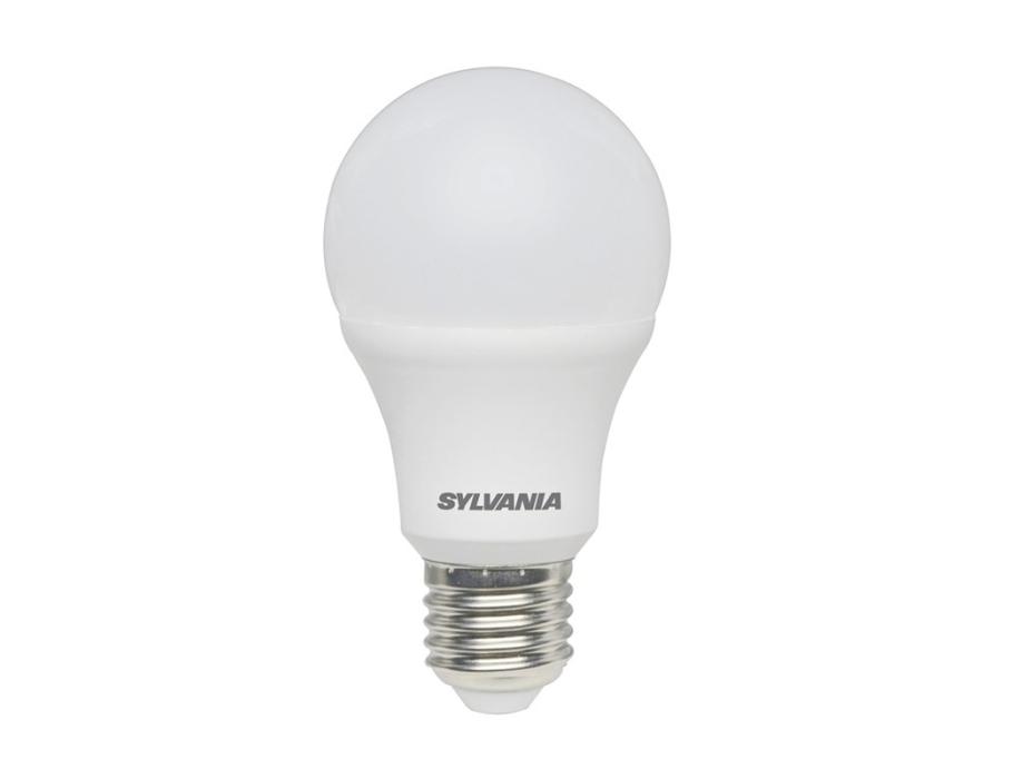 Ledlamp - E27 - dimbaar - 806lm - bol - mat