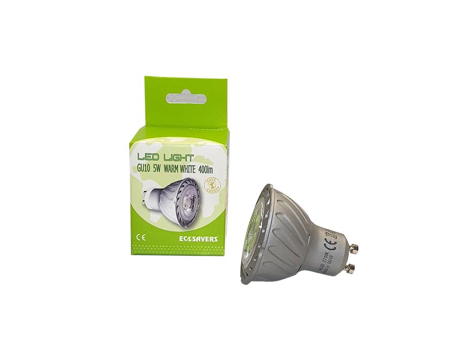 Ledlamp GU10 - 400 lm - dimbaar