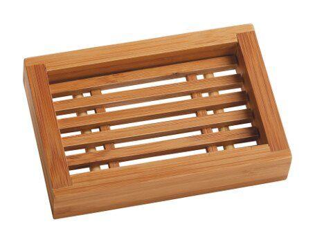 Bamboe zeepbakje