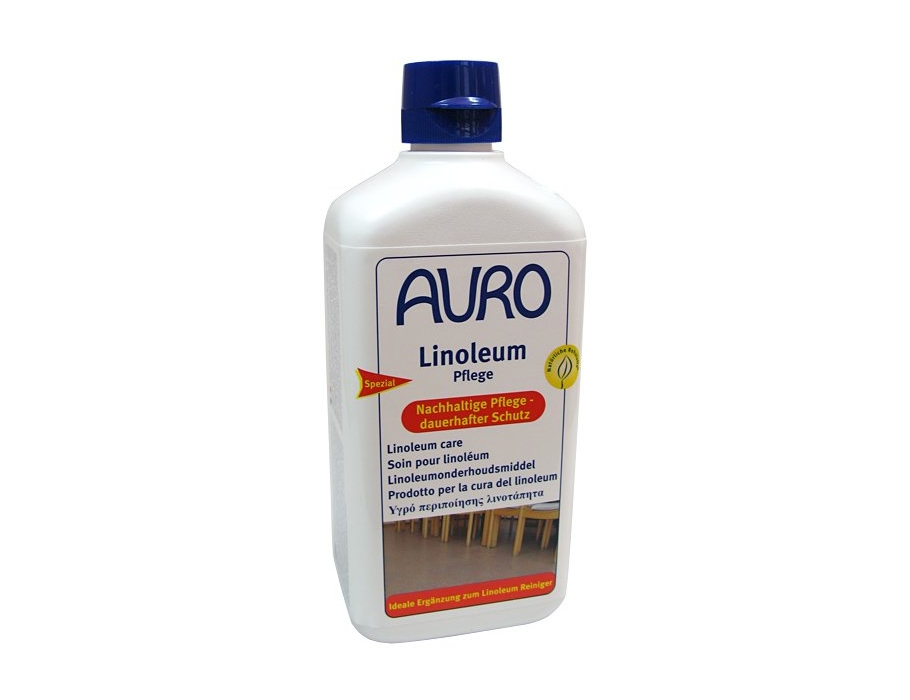 linoleum-onderhoud