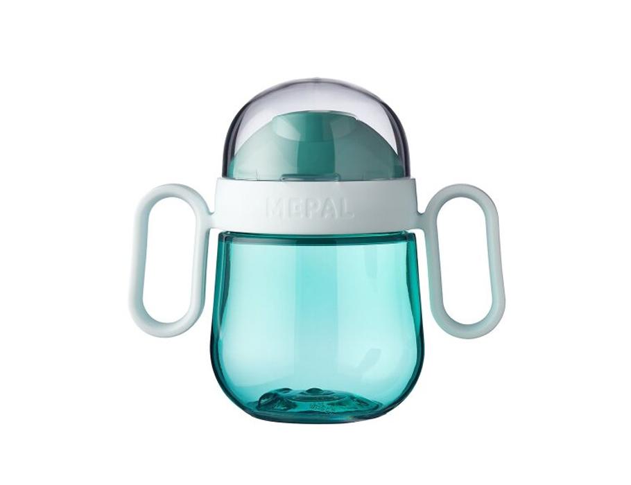 Antilekbeker mio 200 ml - Deep Turquoise - Sippy