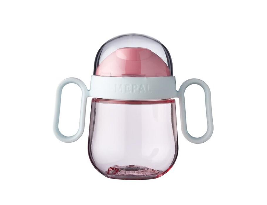 Auslaufsicherer Becher mio 200 ml - Deep Pink