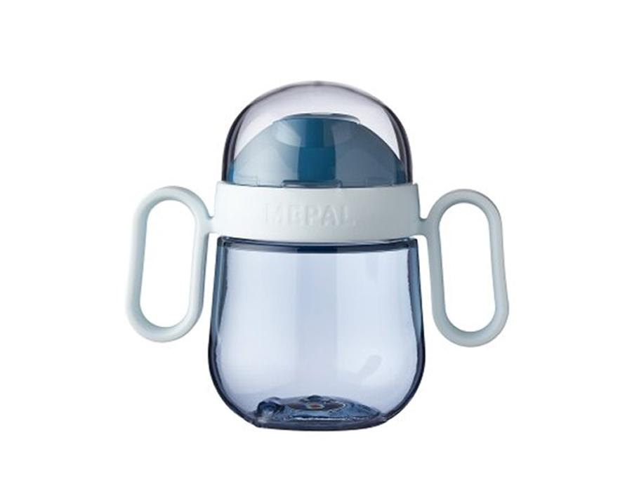 Auslaufsicherer Becher mio 200 ml - Deep Blue