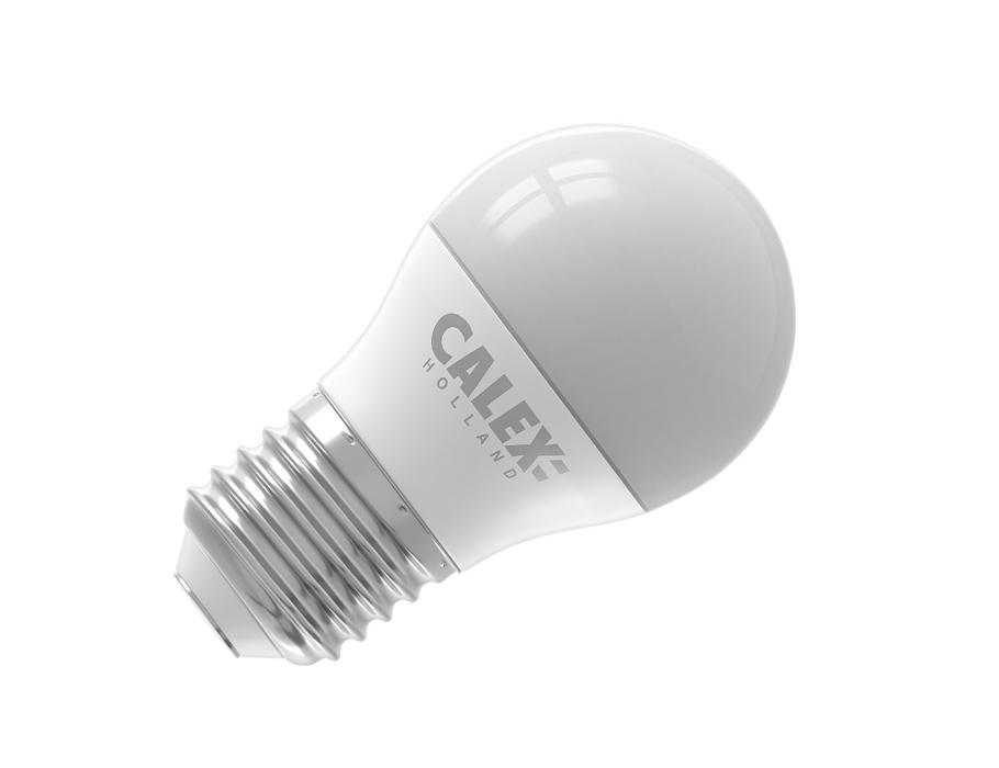 Led-Lampe - E27 - 380 lm - Kugel - Matt