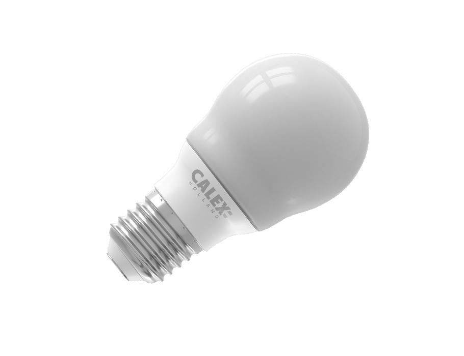 Ledlamp - E27 - 380 lm - Bol - Mat