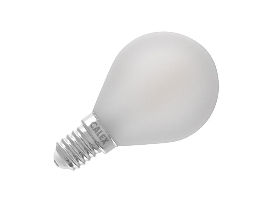 Led-Lampe - E14- 300 lm - Glühbirne - matt