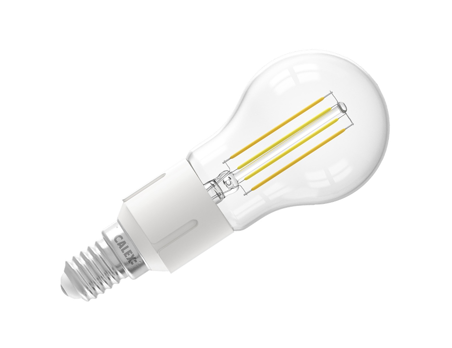 Ledlamp - E14 - 450 lm - 4,5W - Kogel - helder - smart