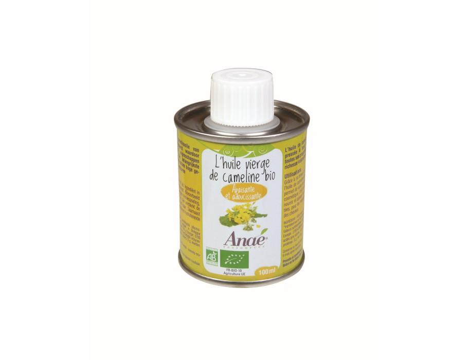Kaltgepresstes und biologisches Camelina-Öl