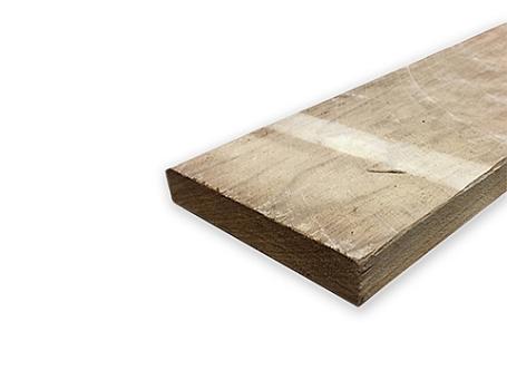 Accoya Planken - 4,8 m - Ruw