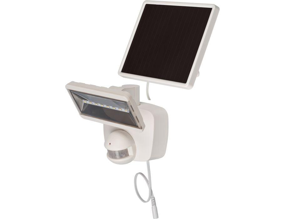 Solar LED-Außenleuchte SOL Infrarot Weiß