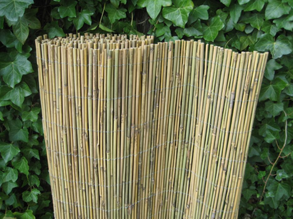 Bamboemat naturel - Oriental - 300 x 200