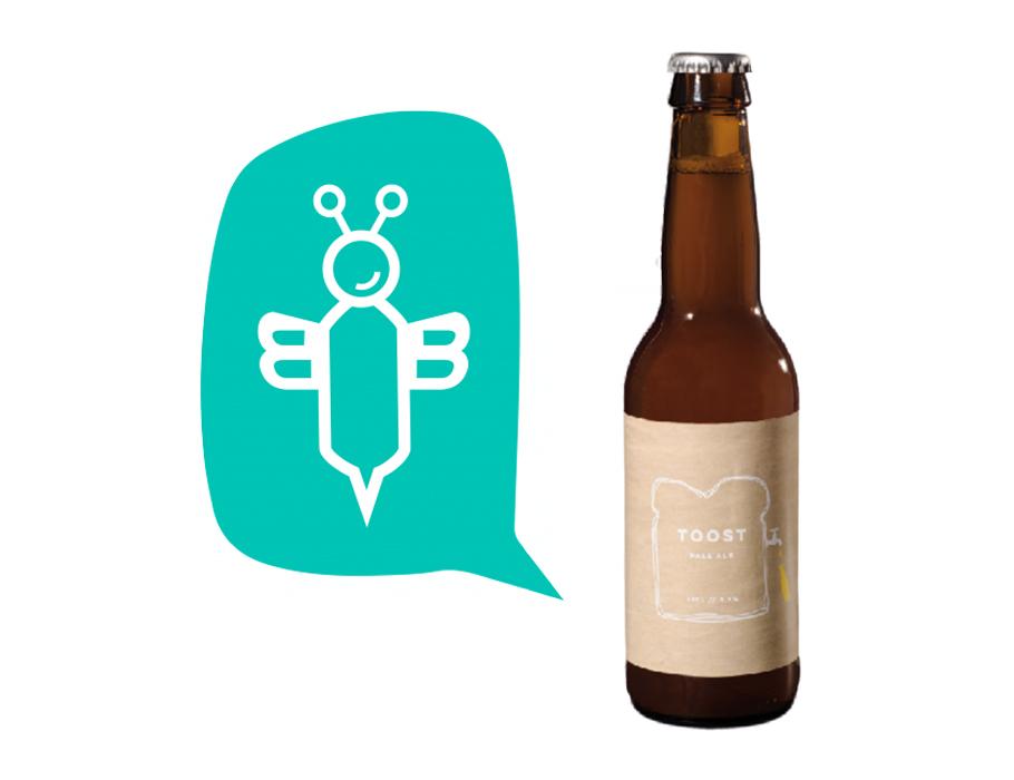 Toost Bier