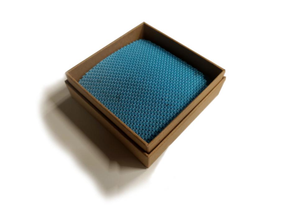 Untersetzern - Nasty Blue
