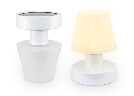 Bloom Solar lamp