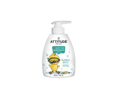 Little Ones - Bubbelbad - pear-Nectar
