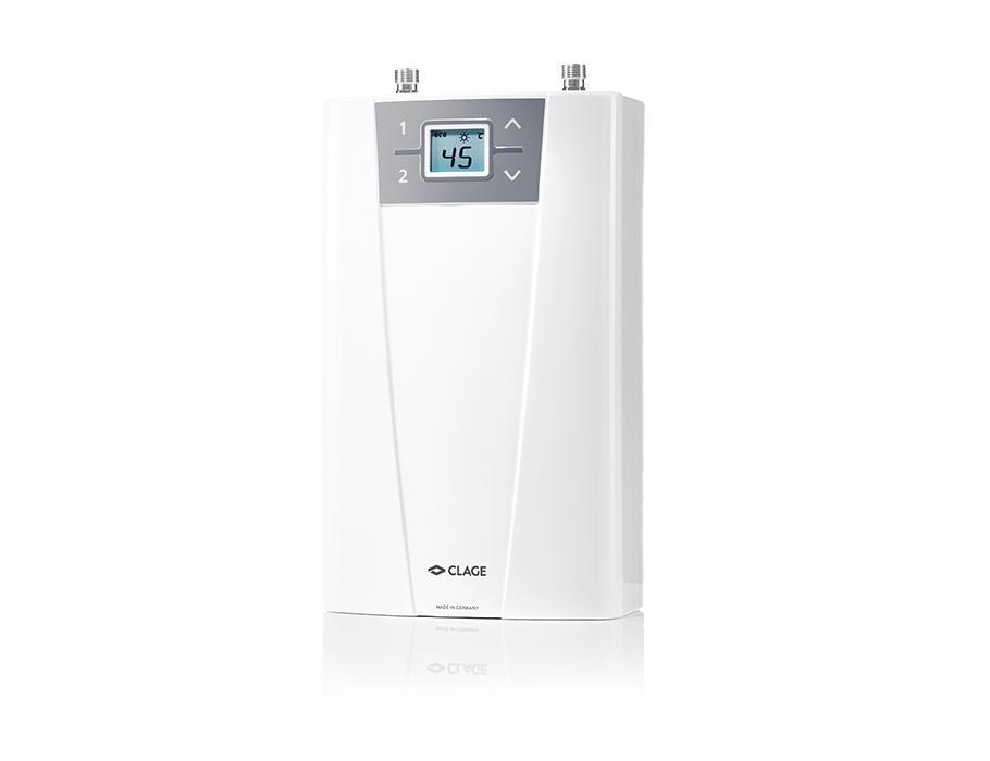Doorstroomverwarmer - douche - onderbouw