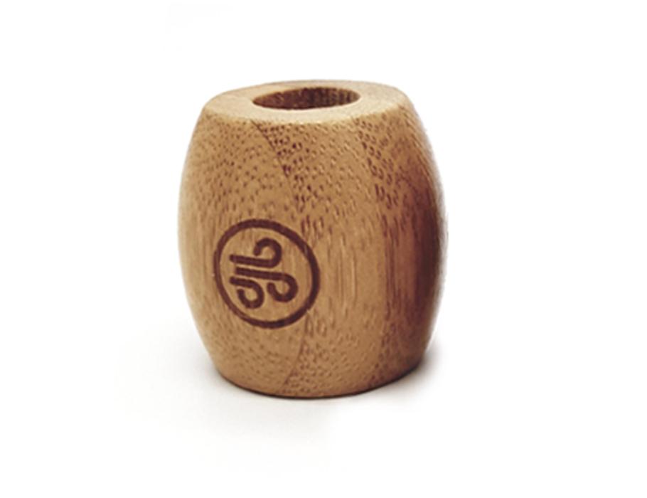Bamboe tandenborstel houder - Met opdruk