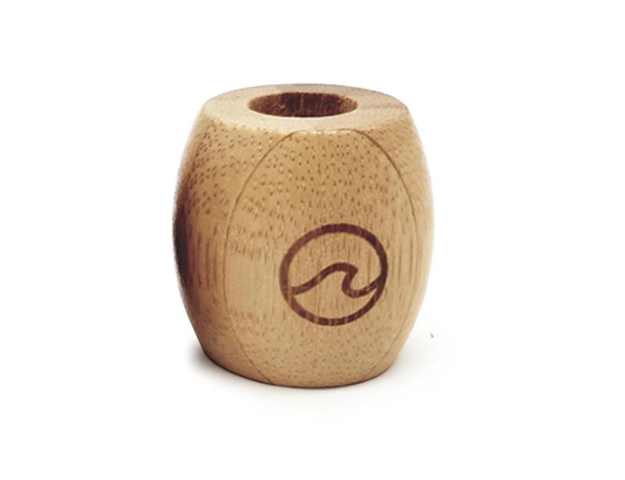 Bambus-Zahnbürstenhalter - Mit Aufdruck